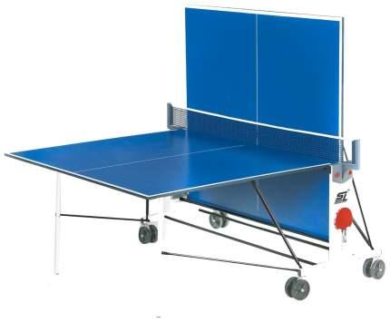 Теннисный стол Start Line Compact Light LX синий, с сеткой