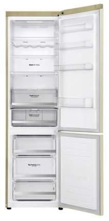Холодильник LG GA-B509SEDZ Beige