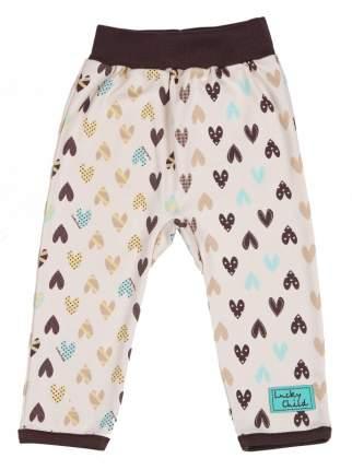 Комплект брюк 3 шт Lucky Child Коричневый р.68