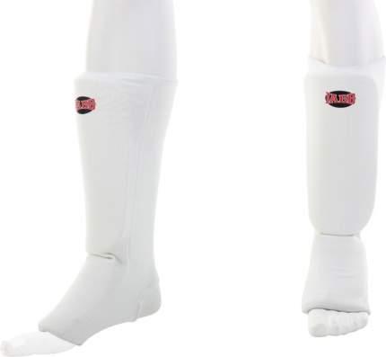 Защита голени и стопы Jabb J781 белая L