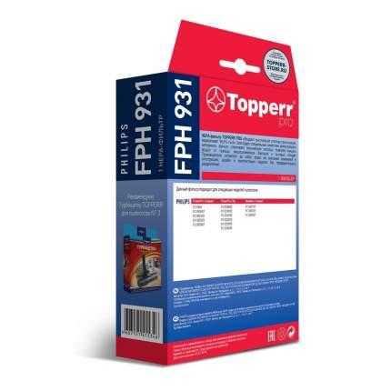 HEPA фильтр Topperr FPH 931 для пылесосов Philips