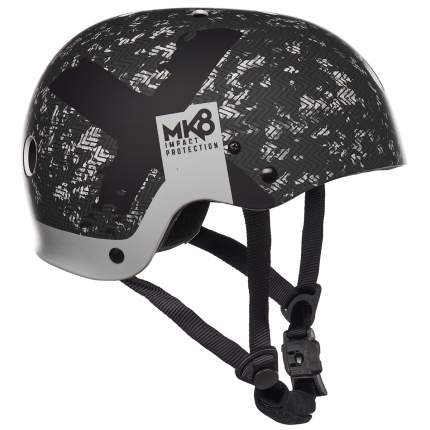 Гидрошлем Mystic Mk8 X Helmet, black/white, M