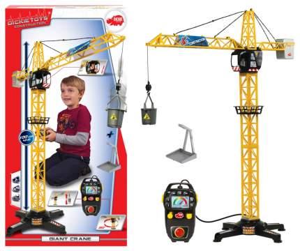 Подъемный кран на д/у (на бат.), 100 см Dickie Toys