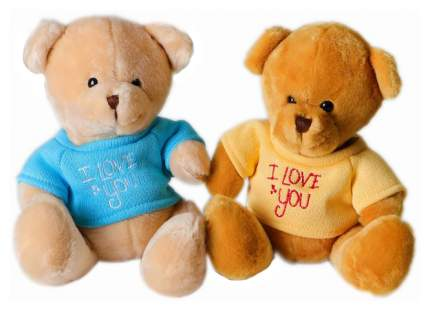 Мягкая игрушка Sima-Land Медведь в кофте 3924969
