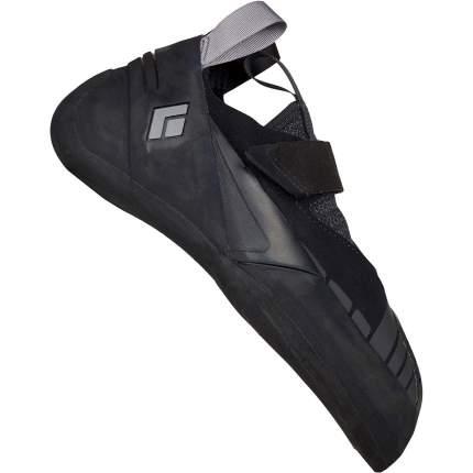 Скальные туфли Black Diamond Shadow, black, 7.5 US