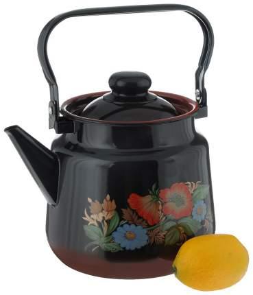 Чайник для плиты СТАЛЬЭМАЛЬ 1с26/я