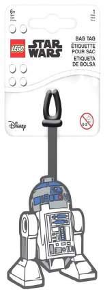 Бирка для багажа LEGO Star Wars R2D2 52234