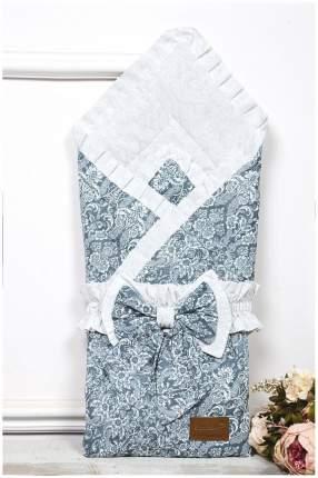 Одеяло на выписку AmaroBaby ЭЛИТ серый