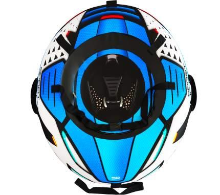 Тюбинг Small Rider snow tubes 4 asteroid sport синий