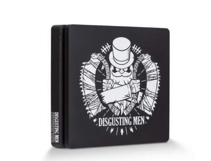Игровая приставка Sony PlayStation 4 Slim 1Tb Disgusting Men (CUH-2208В)