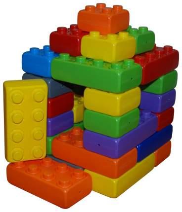 Конструктор блочный, малый, 15 элементов 37306