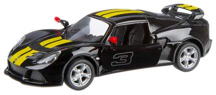Машина металлическая Lotus Exige S, масштаб 1:32, открываются двери, инерция Kinsmart