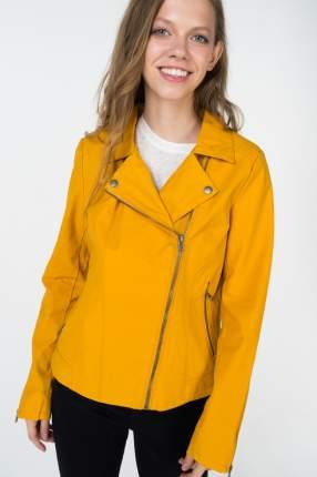 Куртка женская ONLY 15156493 желтая 40 EU