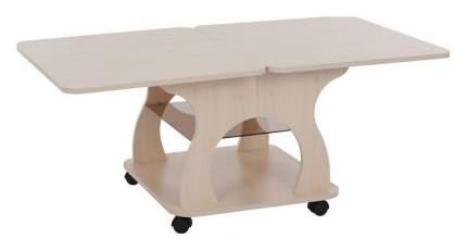 Журнальный столик Mebelson Купер MBS_CZ-009_1 60/120х70х51,6 см, дуб млечный