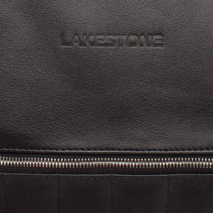 Рюкзак-трансформер кожаный LAKESTONE 918307/BL