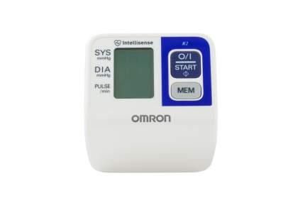 Тонометр Omron R2 HEM 6113-RU автоматический на запястье