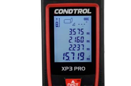 Лазерные дальномеры (рулетки) CONDTROL XP3 Pro