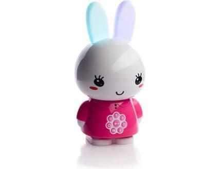 Интерактивная развивающая игрушка Медовый зайка Alilo G6 розовый