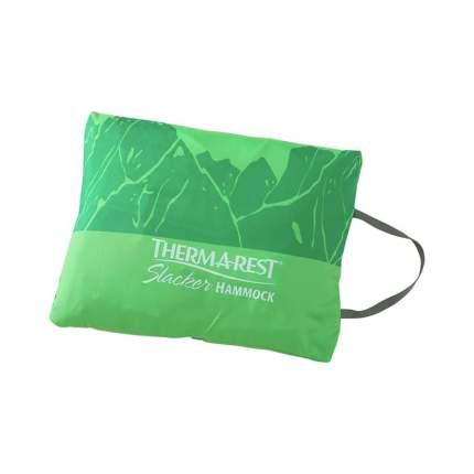 Туристический гамак Therm-A-Rest Slacker Single зеленый
