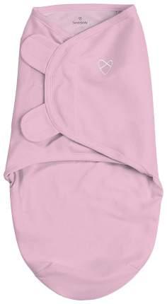 Конверты для новорожденных 2 шт. Summer Infant Swaddleme S/M, розовый/птички