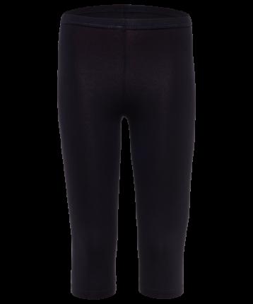 Леггинсы женские Amely AA-241, черные, 44 RU