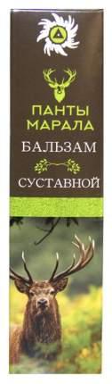 Бальзам Бизорюк Фабрика здоровья Целебный Алтай с пантами марала суставной 30 мл