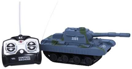 Радиоуправляемый танк Shantou Gepai Military Vehicles, стрельба