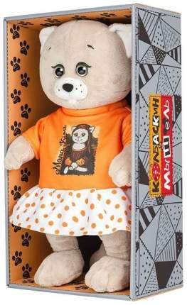 Мягкая игрушка персонаж Maxitoys Мона Киса MT-MRT101712-25