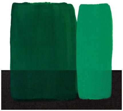 Акриловая краска Maimeri Acrilico M0916340 зеленый темный 75 мл