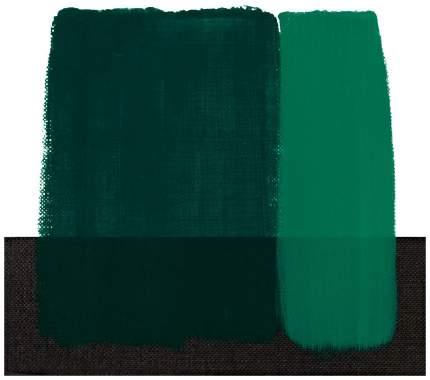 Масляная краска Maimeri Classico зеленый фталоцианин 20 мл