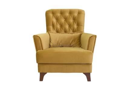 Кресло для гостиной Hoff Сиеста, желтый