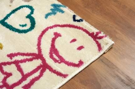Коврик Oriental Weavers Sonic Kids смайл 100x150см