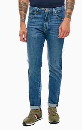 Джинсы мужские Wrangler синие 50