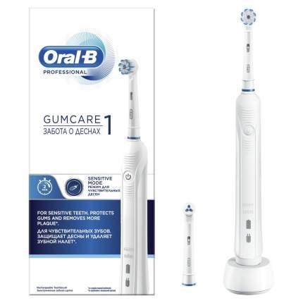 Электрическая зубная щетка Braun Oral-B Professional Gumcare 1 (D16.523.3U)