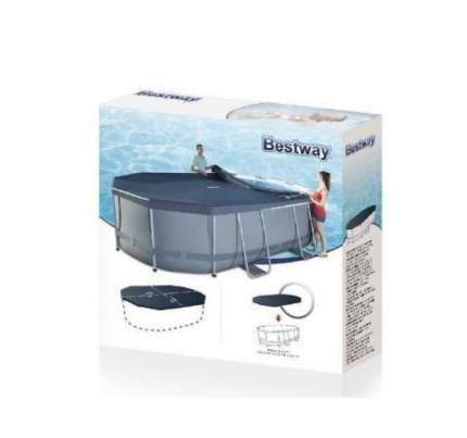 Bestway, Тент для овальных каркасных бассейнов 300 х 200 х 84 см, 58424 BW