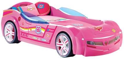 Детская кровать-машина Cilek BiTurbo Розовый