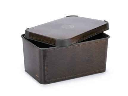 Ящик для хранения Curver Stockholm leather 6 л