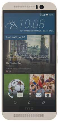 Смартфон HTC One M9 Silver Gold