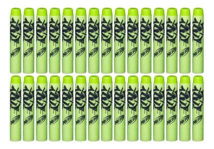 Набор пуль для Бластера Nerf зомби страйк 30 деко-стрел a4570