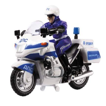 Полицейский Мотоцикл Технопарк ДПС Полиция