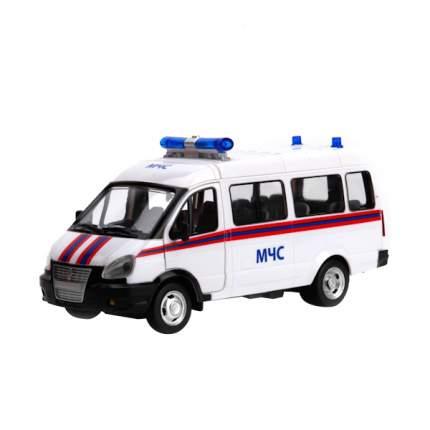 Полицейская Машинка Технопарк Газель МЧС ОМОН