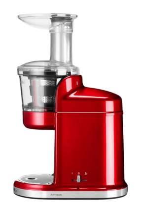 Соковыжималка шнековая KitchenAid 5KVJ0111ECA red