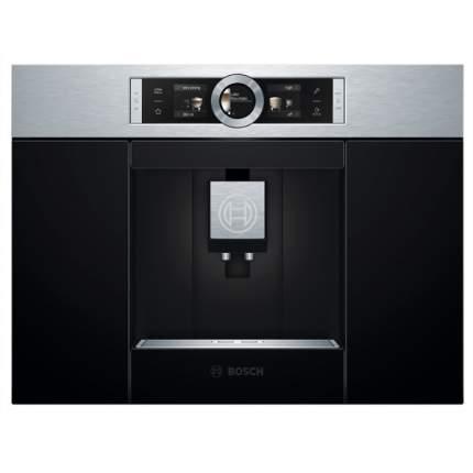 Встраиваемая кофемашина Bosch CTL636ES1 Silver/Black