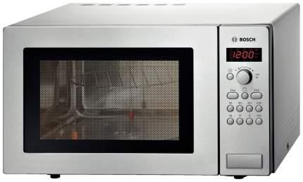 Микроволновая печь с грилем Bosch HMT84G451R silver