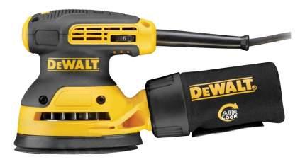 Сетевая эксцентриковая шлифовальная машина DeWALT DWE6423-QS