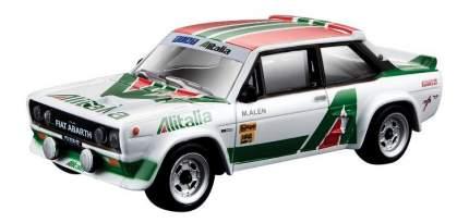 Машина Bburago Ралли Abatrh - Fiat 131 Abarth 1:43