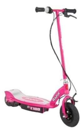 Электросамокат Razor E100 10102 розовый