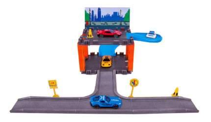 Парковка Abtoys АвтоСити 2-х уровневая pt-00565