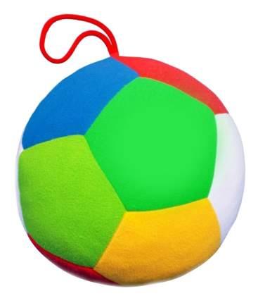 Мячик детский Мякиши Футбол с погремушкой 8