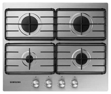 Встраиваемая варочная панель газовая Samsung NA64H3110AS/WT Silver